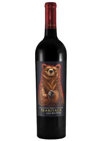 Red Blend - Bearitage